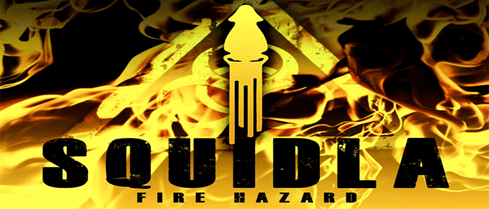 Squidla – Fire Hazard EP