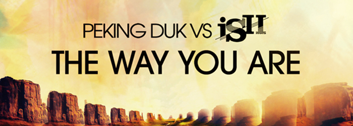iSH ft. Peking Duck – The Way You Are