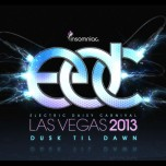 [EDC] Electric Daisy Carnival 2013 (Vegas) Mixes – Day 1 (21-06-2013) [Downloads]