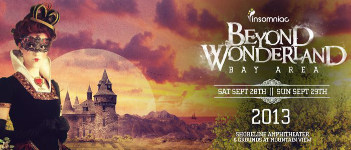 Beyond Wonderland 2013 (San Francisco) Mixes – Day 1 (28-09-2013) [Downloads]